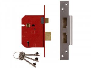 UNION, 2234E 5 Lever Mortice Sashlock