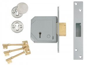 UNION, 3G114E BS C Series 5 Lever Mortice Deadlock