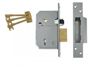 UNION, BS 5 Lever Mortice Rollerbolt Sashlock