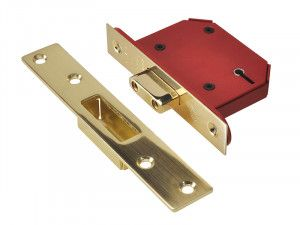 UNION, StrongBOLT 2105S 5 Lever Mortice Deadlock