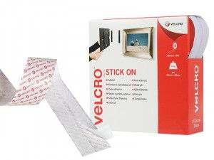VELCRO® Brand, Hook & Loop Stick On Tape