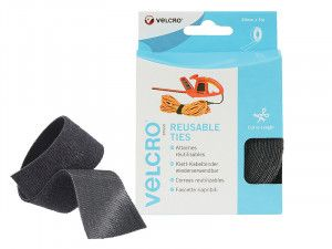 VELCRO® Brand VELCRO® Brand ONE-WRAP® Reusable Ties 30mm x 5m Black