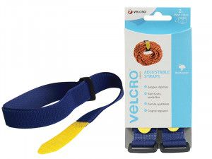 VELCRO® Brand, Hook & Loop Adjustable Straps