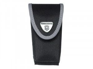 Victorinox, Black Fabric Belt Pouch