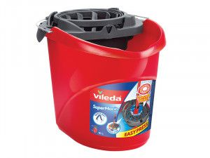 Vileda SuperMocio Bucket & Torsion Wringer