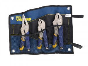 IRWIN Vise-Grip Fast Release™ Locking Pliers Set of 3