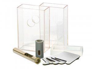 Vitrex, Self-Adhesive Diamond Tile Drill Kit