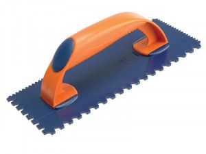 Vitrex Notched Tile Trowel 4/7mm Plastic 11 x 4.1/2in