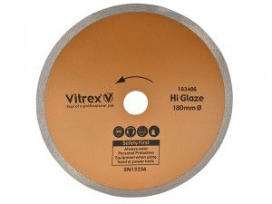 Vitrex Hi-Glaze Blade General 180mm