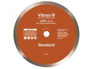 Vitrex Diamond Blade Standard 200mm