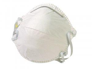 Vitrex Sanding & Loft Insulation Standard Moulded Mask FFP1