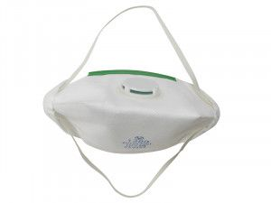 Vitrex Premium Multipurpose Valved Fold Flat Mask FFP3