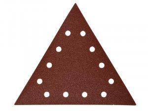 Vitrex, Delta Sanding Sheets (Pack of 10)