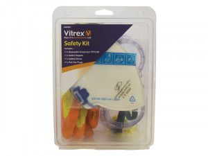 Vitrex SAFK001 Safety Kit