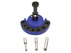Vitrex WAXDK001 Dry Cut Diamond Drill Kit 3 Piece