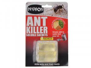 Vitax Nippon Ant Killer Soluble Sachet Blister Pack