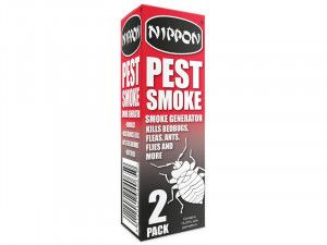 Vitax Nippon Pest Smoke Twin Pack
