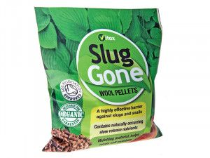 Vitax, Slug Gone Wool Pellets