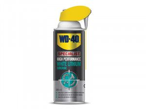 WD-40 WD-40 Specialist White Lithium Grease Aerosol 400ml