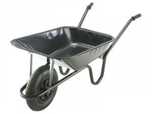 Walsall, 85 Litre Contractor Heavy-Duty Wheelbarrow