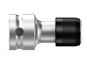 Wera 8784 C2 Zyklop Bit Adaptor 1/2in Square Drive To 5/16in Hex Bits