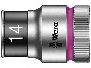Wera, 8790 HMC HF Bolt Hold 1/2in Drive Socket
