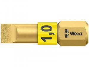 Wera, Slotted Bits BDC BiTorsion Diamond Coated