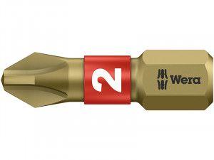 Wera, Phillips Bits - BTH BiTorsion Extra Hard 25mm