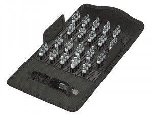 Wera Bit-Safe 61 Wood 1 Standard Bit & Holder Set of 61 PH PZ TX