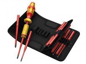 Wera 7441 VDE Adjustable Torque Screwdriver Set of 15 1.2-3Nm