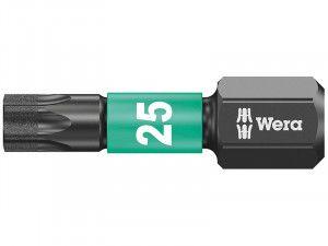 Wera, 867/1 Impaktor Bits TORX x 25mm