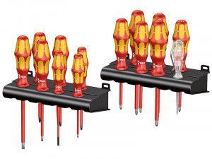 Wera Kraftform Plus Bigpack 100 VDE Screwdriver Set of 14 SL/PH/PZ/TX