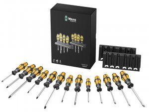 Wera Big Pack Kraftform Chiseldriver 900 Series Set of 13 SL/PH/PZ/TX