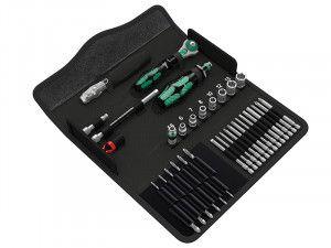 Wera Kraftform Kompakt M1 Metal Tool Set of 39