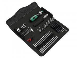 Wera Kraftform Kompakt H1 Wood Tool Set of 41