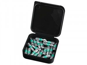 Wera 855/1 BiTorsion Extra Tough PZ2 25mm Bitbox (20)