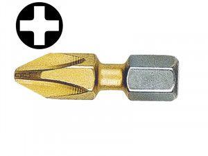Witte, Phillips Titanium Screwdriver Bits 25mm