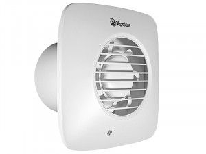 Xpelair Extractor Fan-Humidistat/Timer 100mm