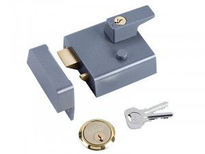 Yale Locks, P1 Double Security Nightlatch