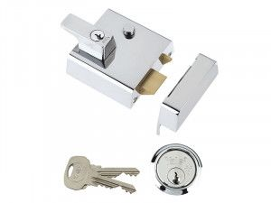 Yale Locks, P2 Double Security Nightlatch