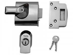 Yale Locks, BS1 British Standard Nightlatch