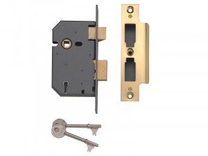Yale Locks, 5 Level Mortice Sashlocks - PM550