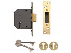 Yale Locks, PM552 5 Level Mortice Deadlock