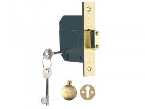Yale Locks, Hi-Security BS 5 Lever Mortice Deadlock