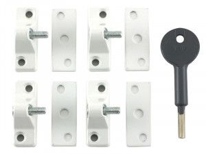 Yale Locks, 8K118 Economy Window Locks