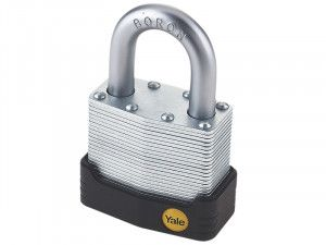 Yale Locks, High Security Laminated Padlocks