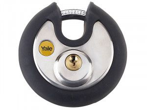 Yale Locks High Security Disc Padlock 70mm