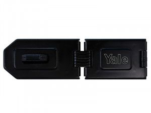 Yale Locks Y155 Steel Hinged Hasp 160mm