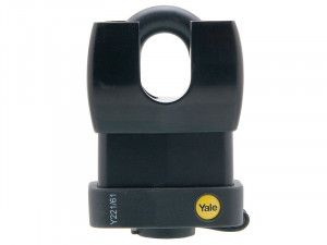 Yale Locks, Y221 Weatherproof Padlock Closed Shackle