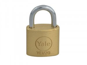 Yale Locks, Brass Padlock